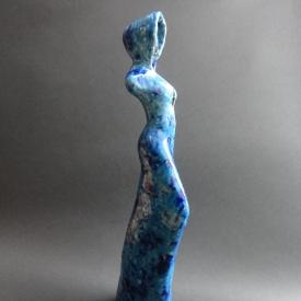 16. Blue mysterie (Verkocht)