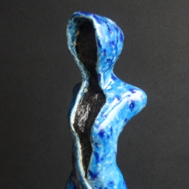 15. Blue mysterie (Verkocht)